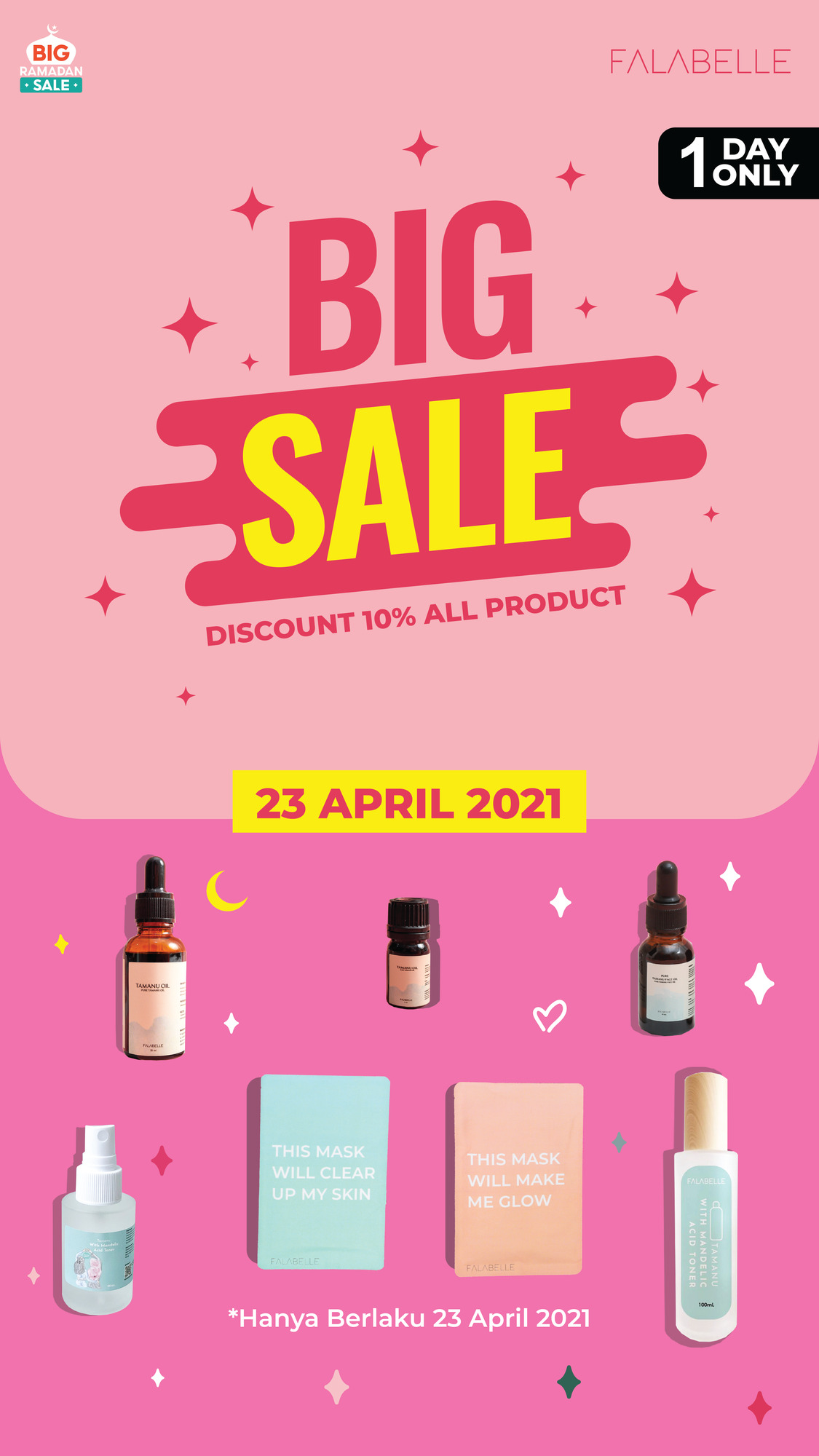 Big Ramadhan Sale Falabelle Official