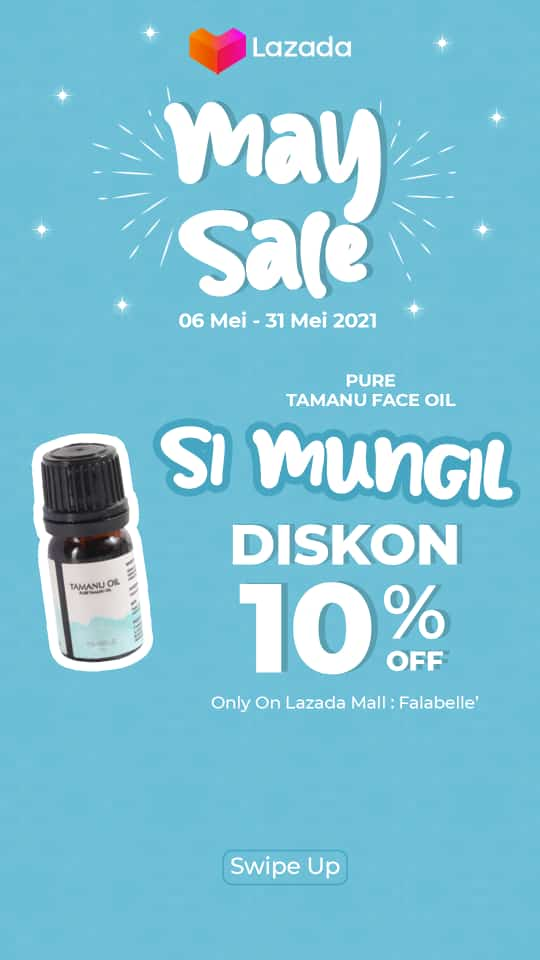 Diskon May Sale Falabelle Official