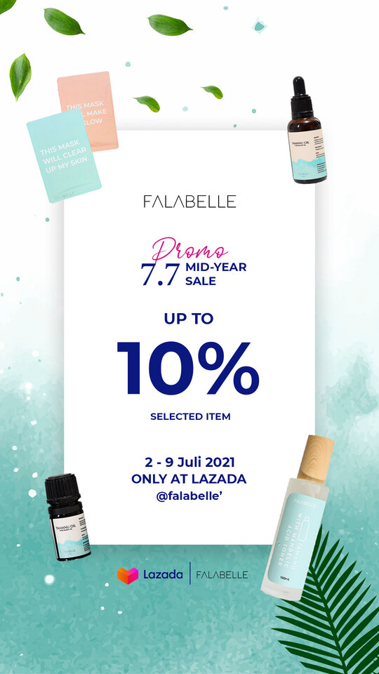 Mid Year Sale Falabelle Official