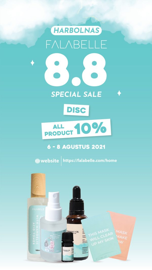 88 sale harbolnas falabelle official